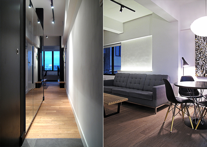 Apartment In Hong Kong M1 35m Onebynine